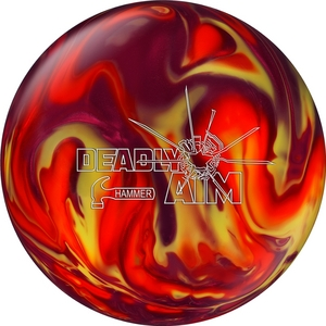 Win a Hammer Deadly Aim bowling ball