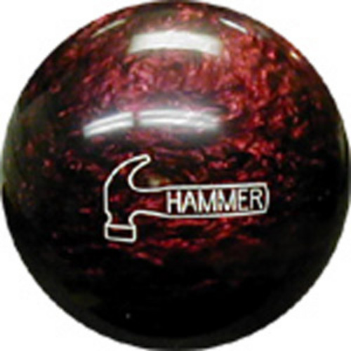 Hammer Red Pearl Urethane Bowling Balls Free Shipping