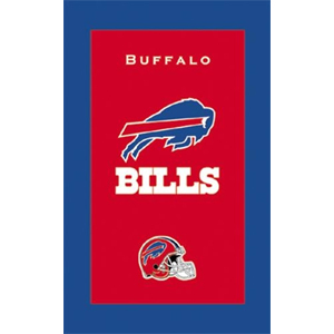KR Strikeforce NFL Towel Buffalo Bills