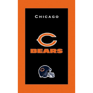 KR Strikeforce NFL Towel Chicago Bears