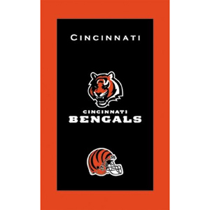 KR Strikeforce NFL Towel Cincinnati Bengals
