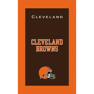 KR Strikeforce NFL Towel Cleveland Browns