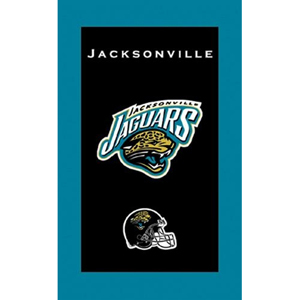 KR Strikeforce NFL Towel Jacksonville Jaguars
