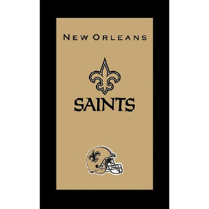 KR Strikeforce NFL Towel New Orleans Saints