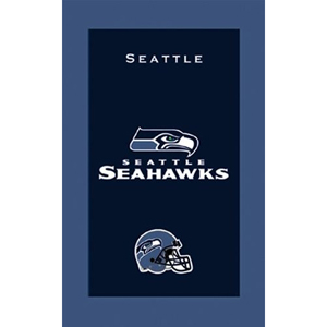 KR Strikeforce NFL Towel Seattle Seahawks