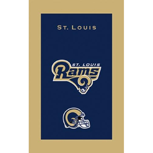 KR Strikeforce NFL Towel St. Louis Rams