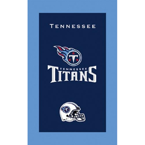 KR Strikeforce NFL Towel Tennessee Titans
