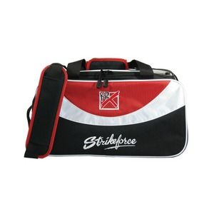 KR Strikeforce Flexx Double Tote Black/Red