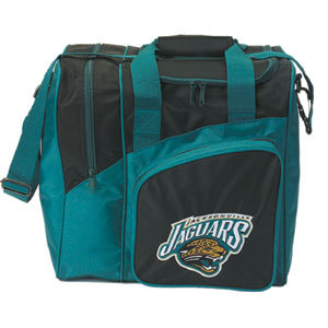KR Strikeforce NFL Jacksonville Jaguars Single Ball Bag