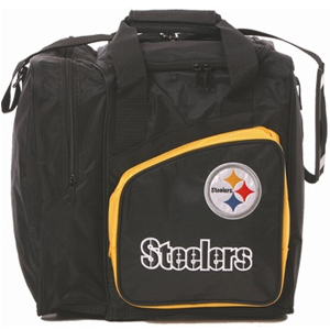 KR Strikeforce NFL Pittsburgh Steelers Single Ball Bag