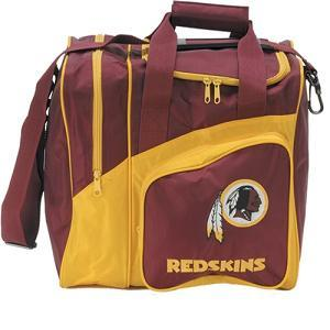 KR Strikeforce NFL Washington Redskins Single Ball Bag