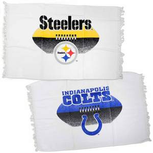 KR Strikeforce NFL Football Team Towels