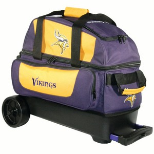 KR Strikeforce NFL Minnesota Vikings Double Roller