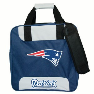 KR Strikeforce NFL New England Patriots Single Tote