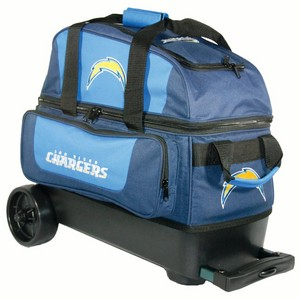 KR Strikeforce NFL San Diego Chargers Double Roller