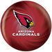 KR Strikeforce NFL Arizona Cardinals ver2 Bowling Balls