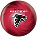 KR Strikeforce NFL Atlanta Falcons ver2 Bowling Balls