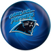 KR Strikeforce NFL Carolina Panthers ver2 Bowling Balls