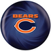 KR Strikeforce NFL Chicago Bears ver2 Bowling Balls