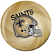 KR Strikeforce NFL New Orleans Saints ver2 Bowling Balls