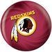 KR Strikeforce NFL Washington Redskins ver2 Bowling Balls