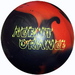 Lane #1 Agent Orange Buzz Bomb Bowling Balls