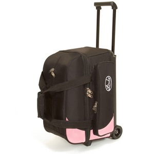 Linds Basic 2 Ball Roller Black/Pink