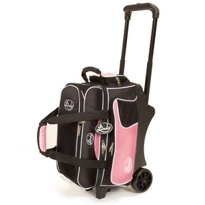 Linds Deluxe 2 Ball Roller Black/Pink