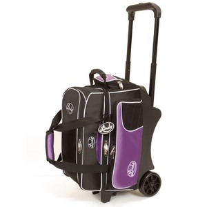 Linds Deluxe 2 Ball Roller Black/Purple