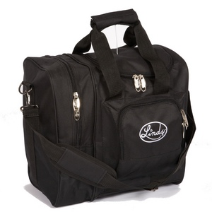 Linds Deluxe Single Ball Tote Black