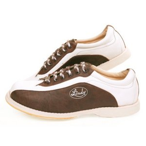 Linds Men's CPV White/Brown Right Handed Wide Width