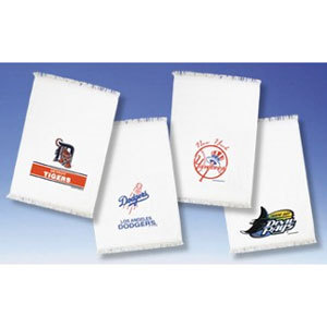 Master MLB Baseball Team Towels