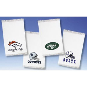 Master NFL Football Team Towels