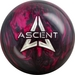 Motiv Ascent Pearl Red/Black Bowling Balls