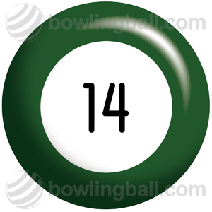 OTB Billiards 14 Ball - bowlingball.com Exclusive