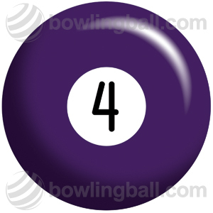 OTB Billiards 4 Ball - bowlingball.com Exclusive