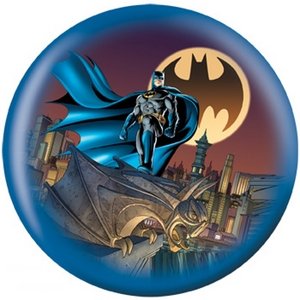 OTB Batman with Bat Signal