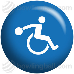 OTB Handicapped Bowler - bowlingball.com Exclusive