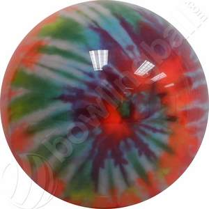 OTB Orange Tie Dye 14 LAST ONE