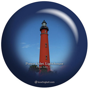 OTB Ponce Inlet Lighthouse - bowlingball.com Exclusive