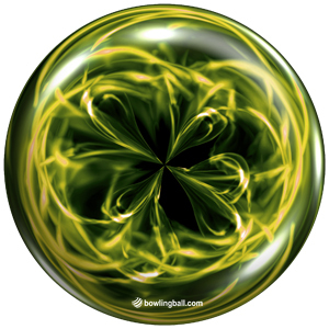 OTB Vortex Yellow - bowlingball.com Exclusive