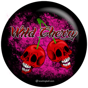 OTB Wild Cherry Black - bowlingball.com Exclusive