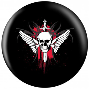 OTB Winged Skull 15 LAST ONE