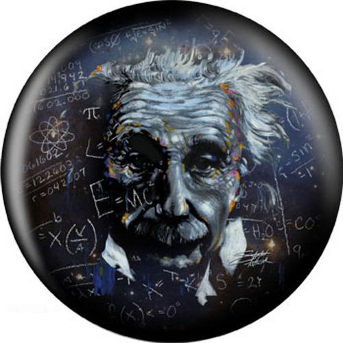 OTB Einstein Bowling Balls FREE SHIPPING