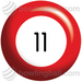 OTB Billiards 11 Ball - Exclusive Bowling Balls