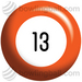 OTB Billiards 13 Ball - Exclusive Bowling Balls