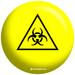OTB Hazard Sign - Exclusive Bowling Balls
