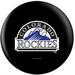 OTB MLB Colorado Rockies Bowling Balls
