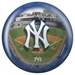OTB MLB New York Yankees Special Edition Stadium Bowling Balls