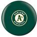 OTB MLB Oakland Athletics Bowling Balls